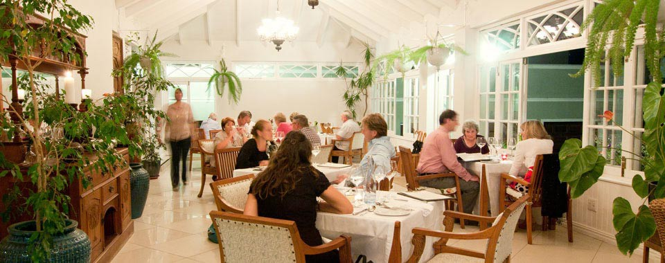 restaurants in Swellendam
