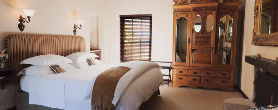 Luxury Suite | Schoone Oordt Accommodation