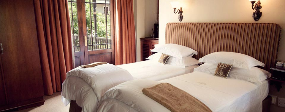 Standard Suite | Schoone Oordt Accommodation