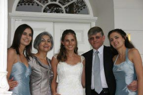 Bedine's Wedding - The Family
