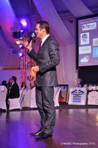 Reach for a Dream Foundation Gala Dinner 2012