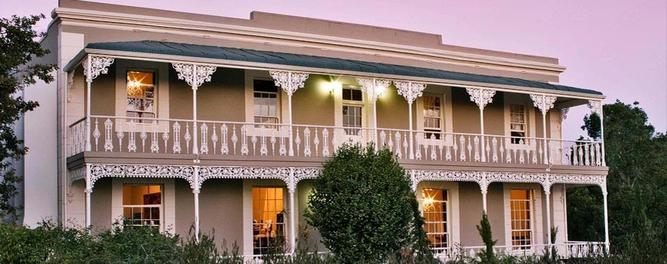 Accommodation Swellendam | Schoone Oordt Country House