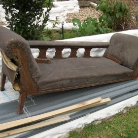 Antique couch Swellendam South Africa