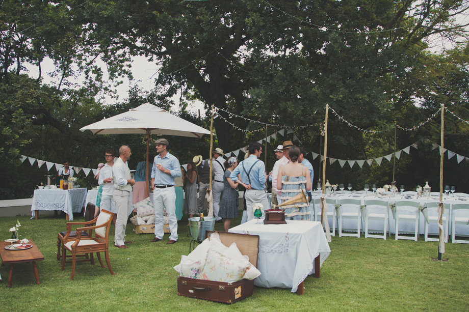 Swellendam Country Wedding
