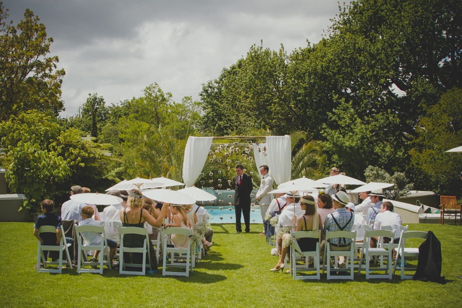 Country Wedding in Swellendam