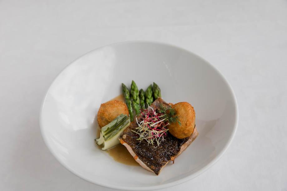 Menu for The Conservatory Restaurant Swellendam